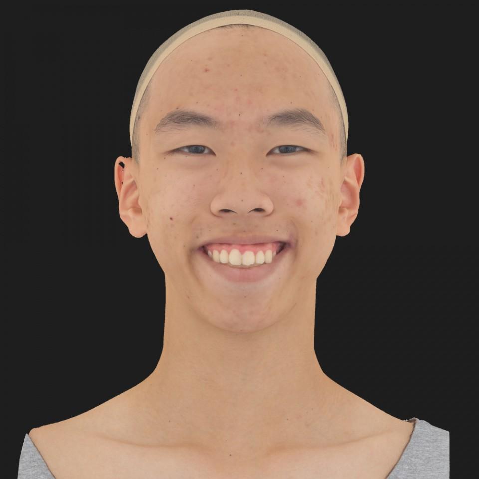 Juan Hsu 16 Happy