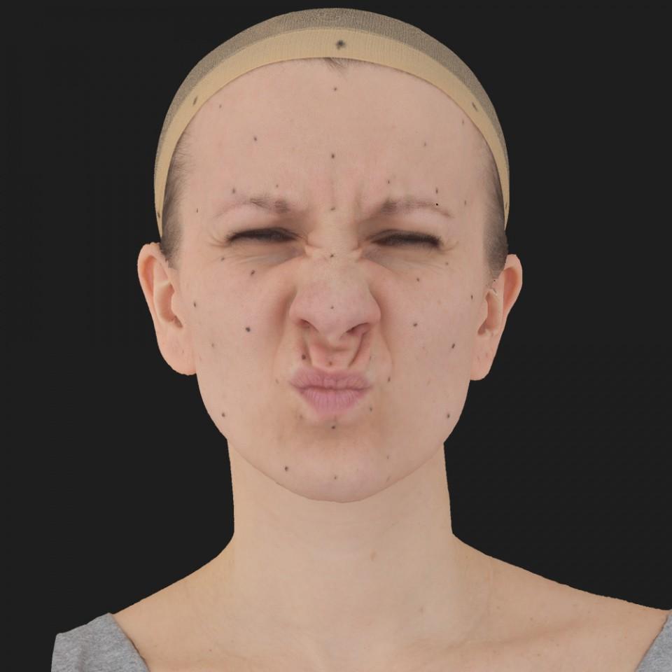 Judy Allen 06 Face Compression