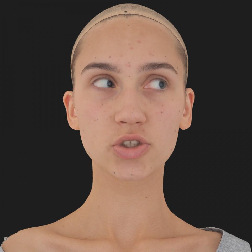 Julia Sanders 10 Look Left-Phoneme CH