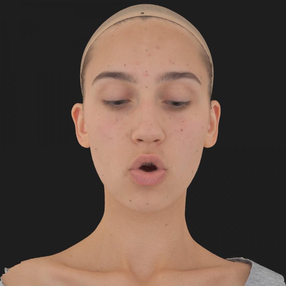 Julia Sanders 13 Phoneme OH-Look Down
