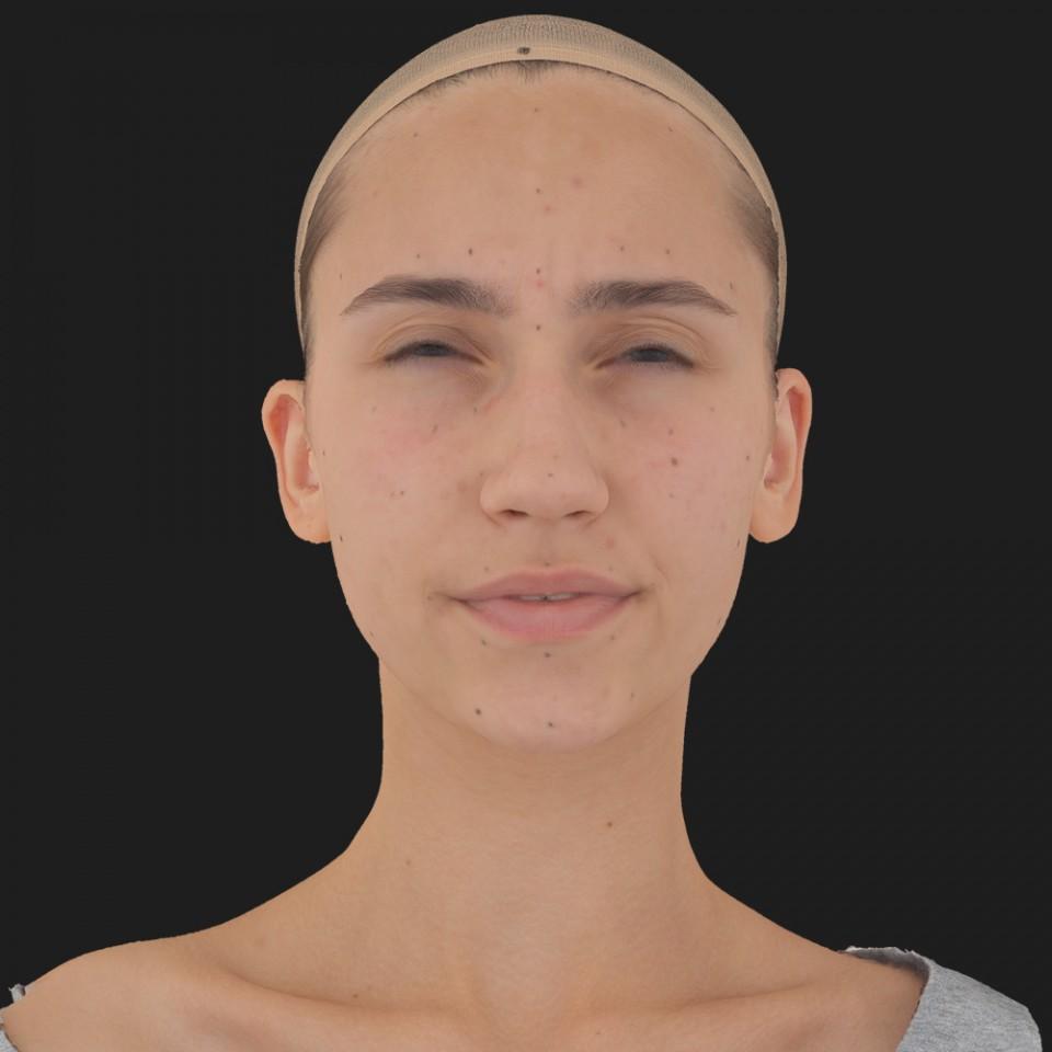 Julia Sanders 15 Phoneme Hard FV-Eye Squint