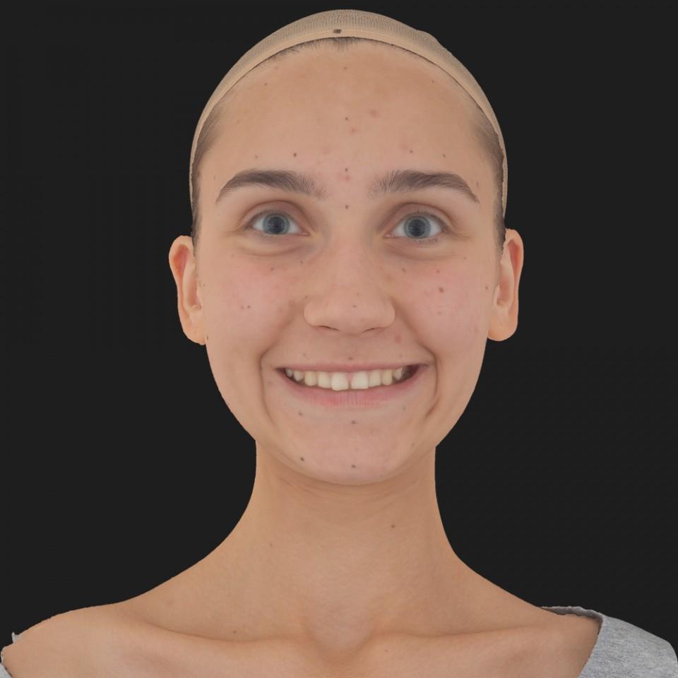 Julia Sanders 16 Happy
