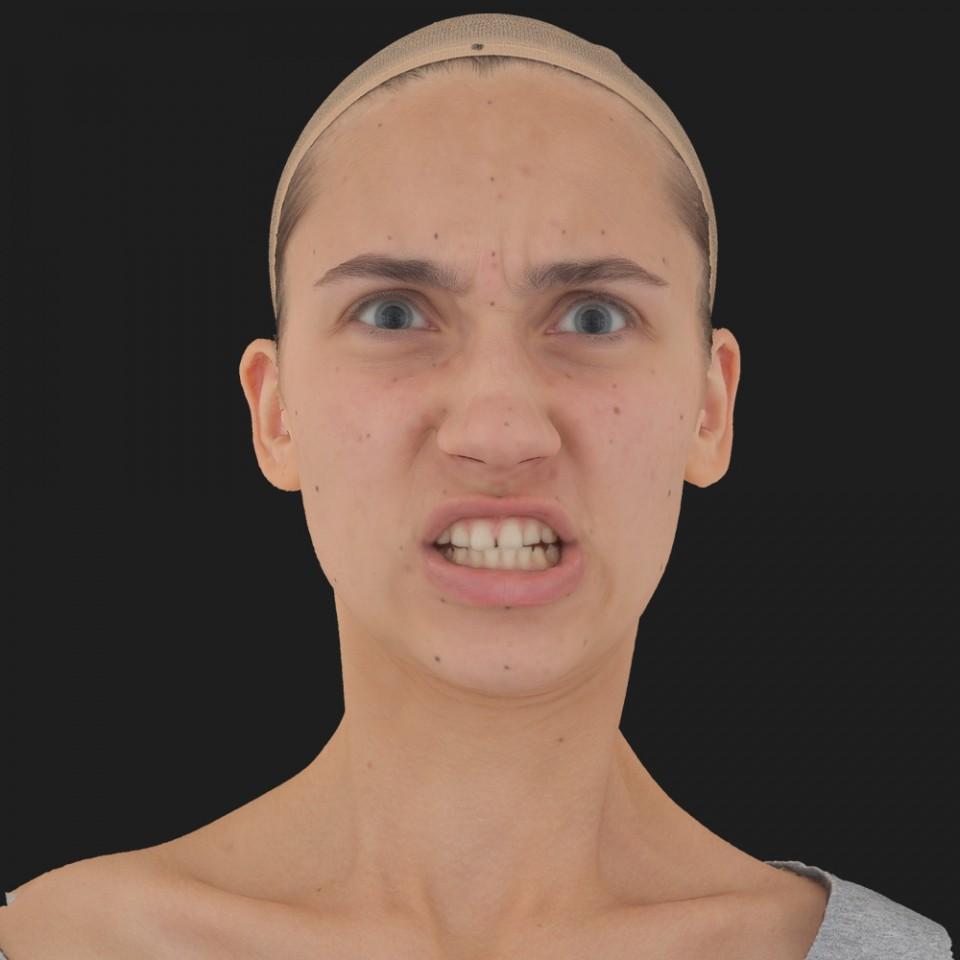 Julia Sanders 20 Rage