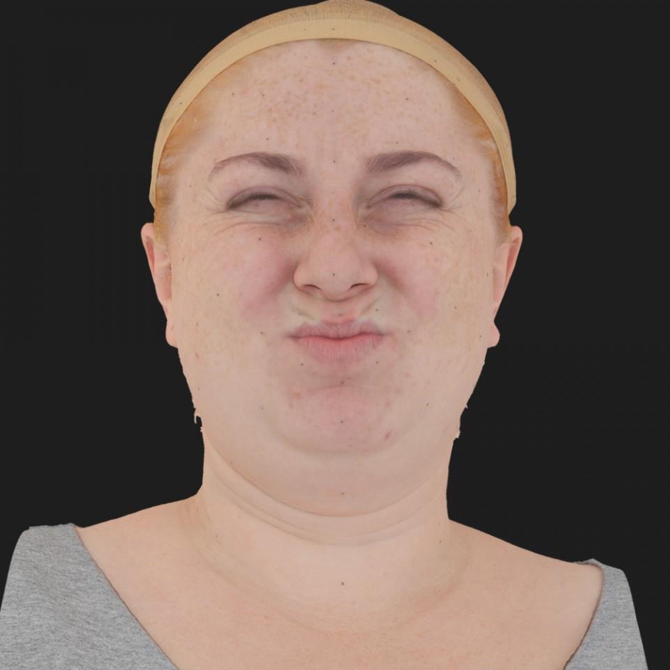 Julie Duck 06 Face Compression