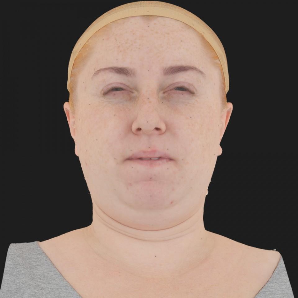 Julie Duck 15 Phoneme Hard FV-Eye Squint