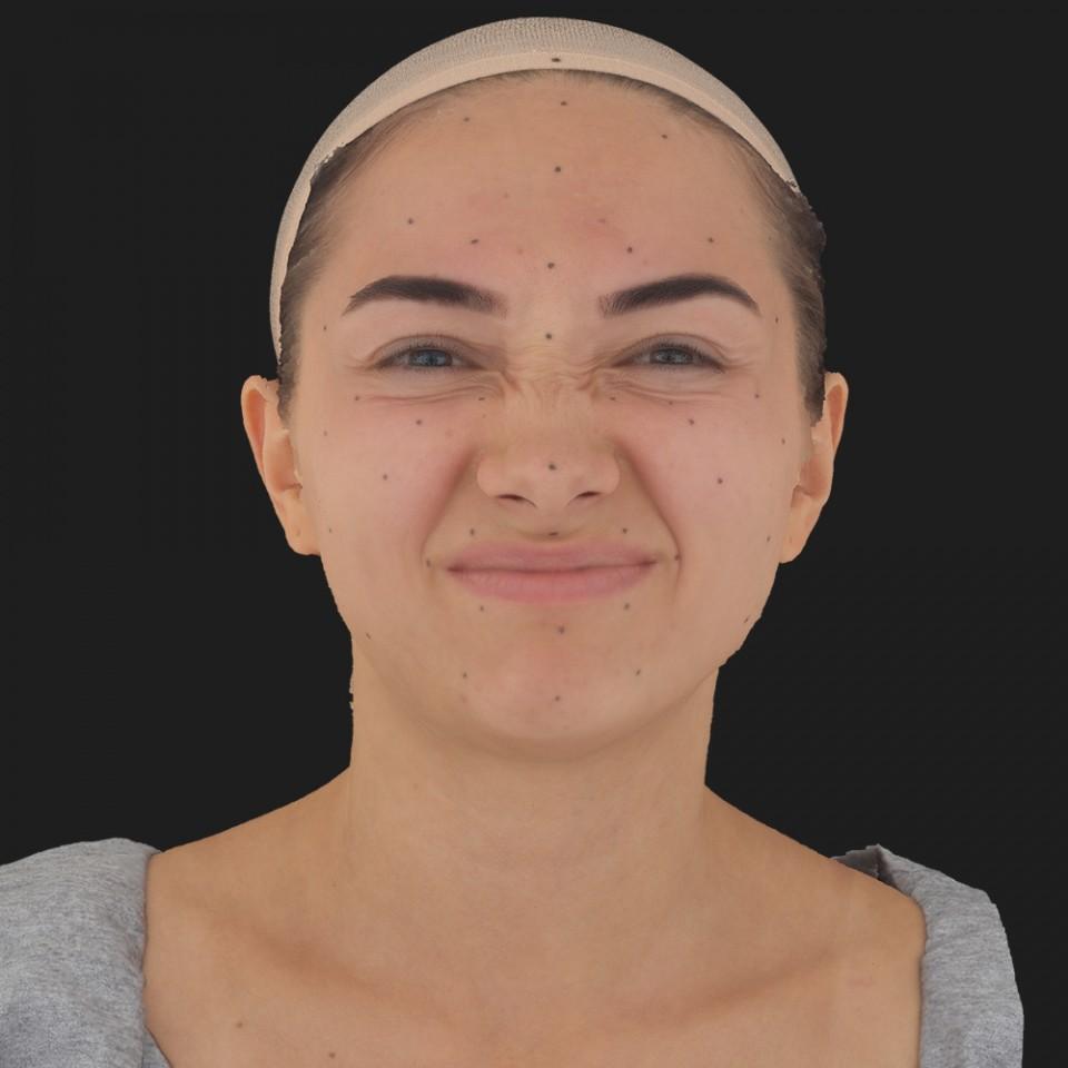 Julie Wilson 06 Face Compression