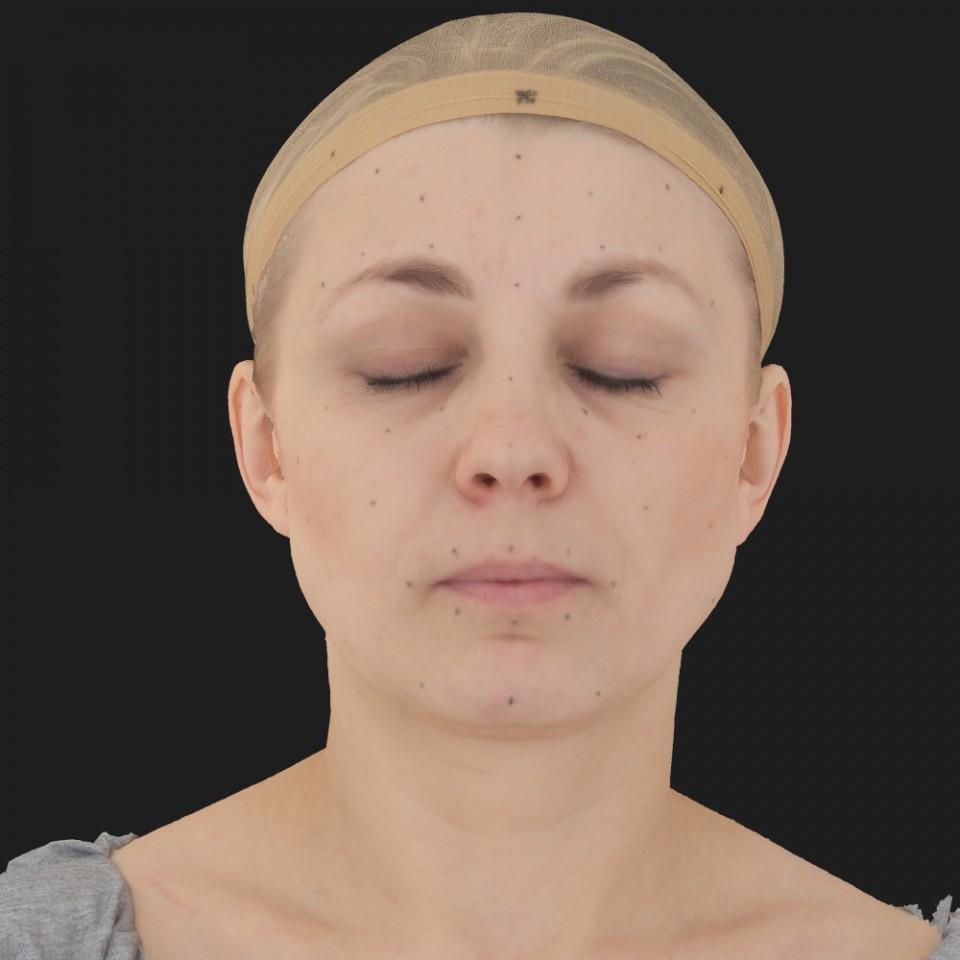 Karen Bennet 02 Neutral-Eyes Closed