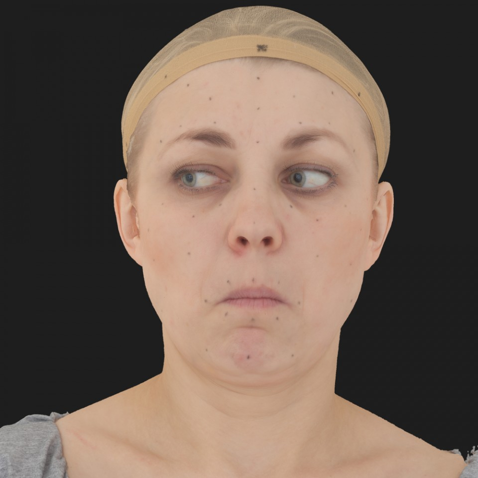 Karen Bennet 14 Chew Look Right