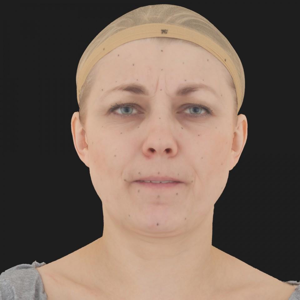 Karen Bennet 15 Phoneme Hard FV-Eye Squint