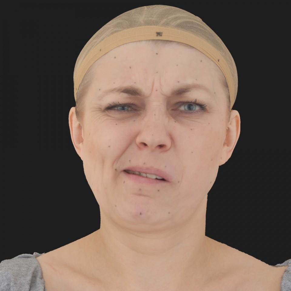 Karen Bennet 19 Disgust