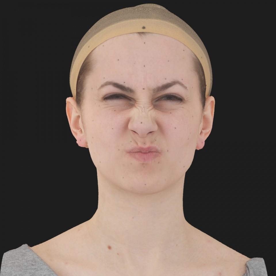 Karen Hill 06 Face Compression