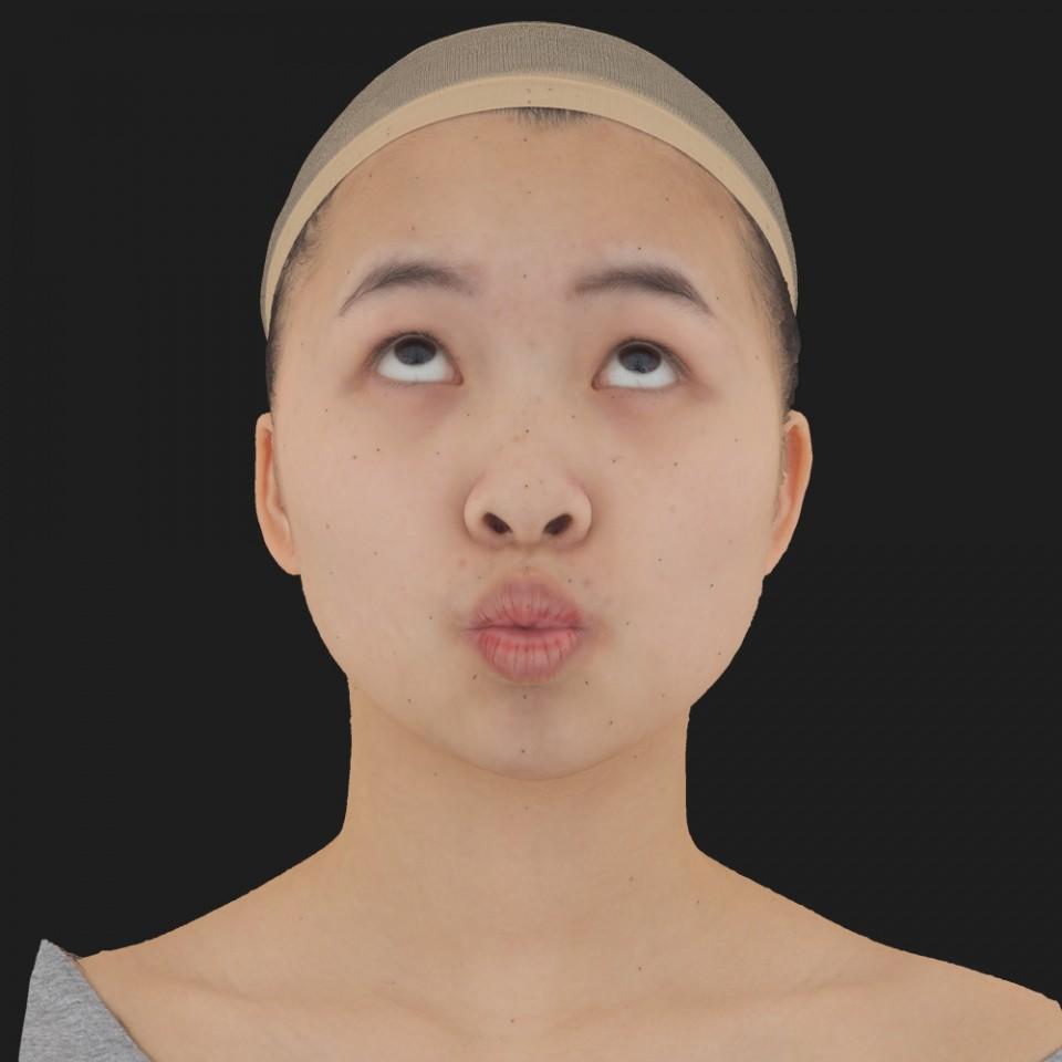 Kaylee Kanegai 12 Pucker-Look Up