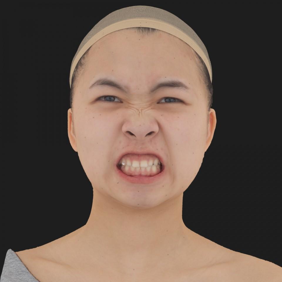 Kaylee Kanegai 20 Rage