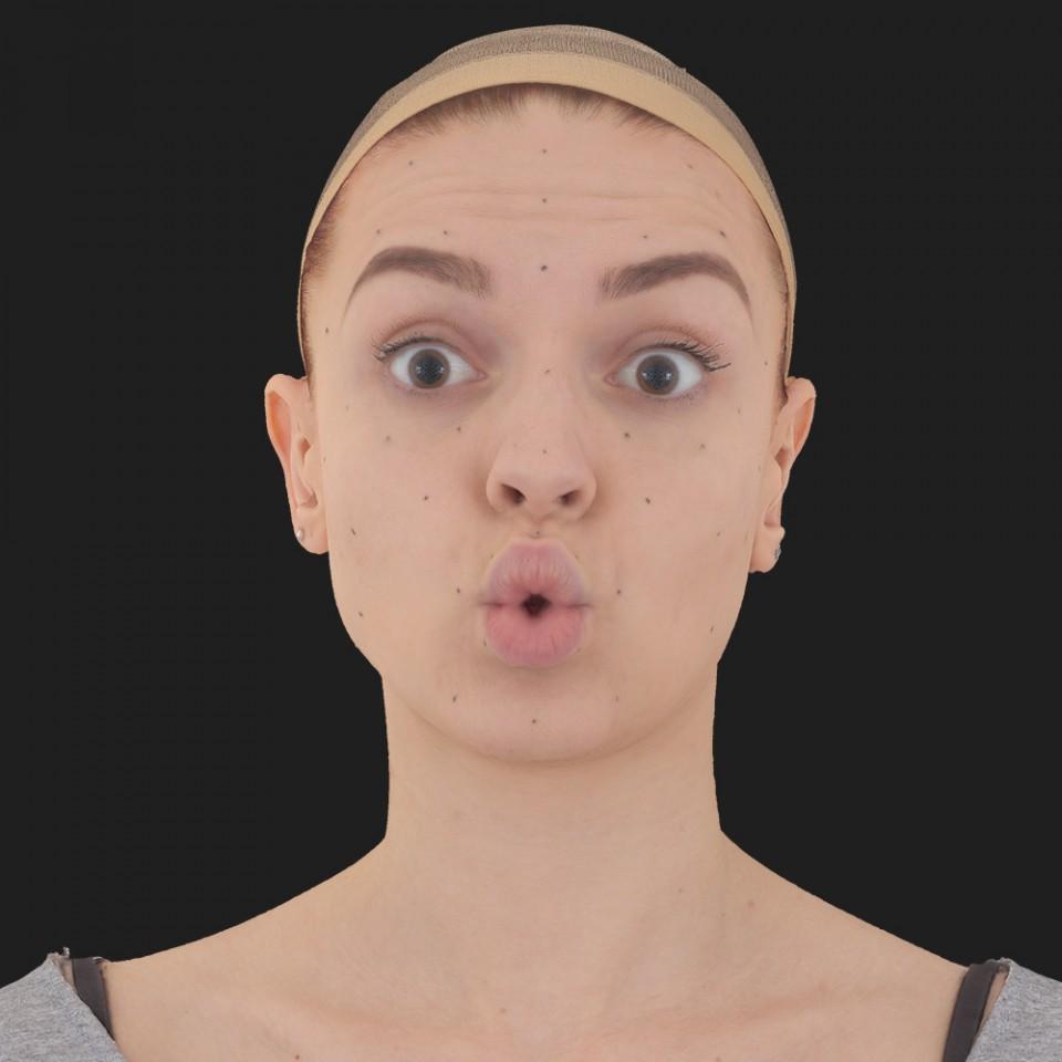 Kelli Rodgers 11 Phoneme OO-Brow Raise Eyes Open Wide