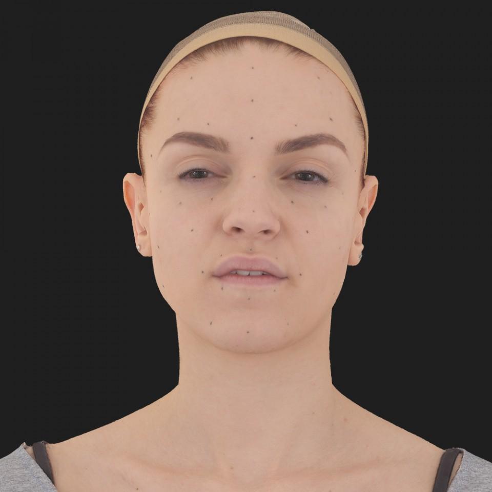 Kelli Rodgers 15 Phoneme Hard FV-Eye Squint