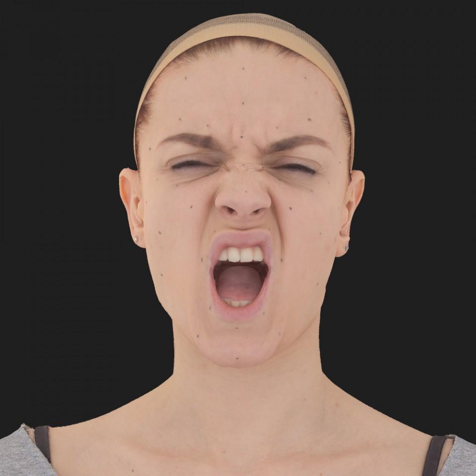 Kelli Rodgers 20 Rage