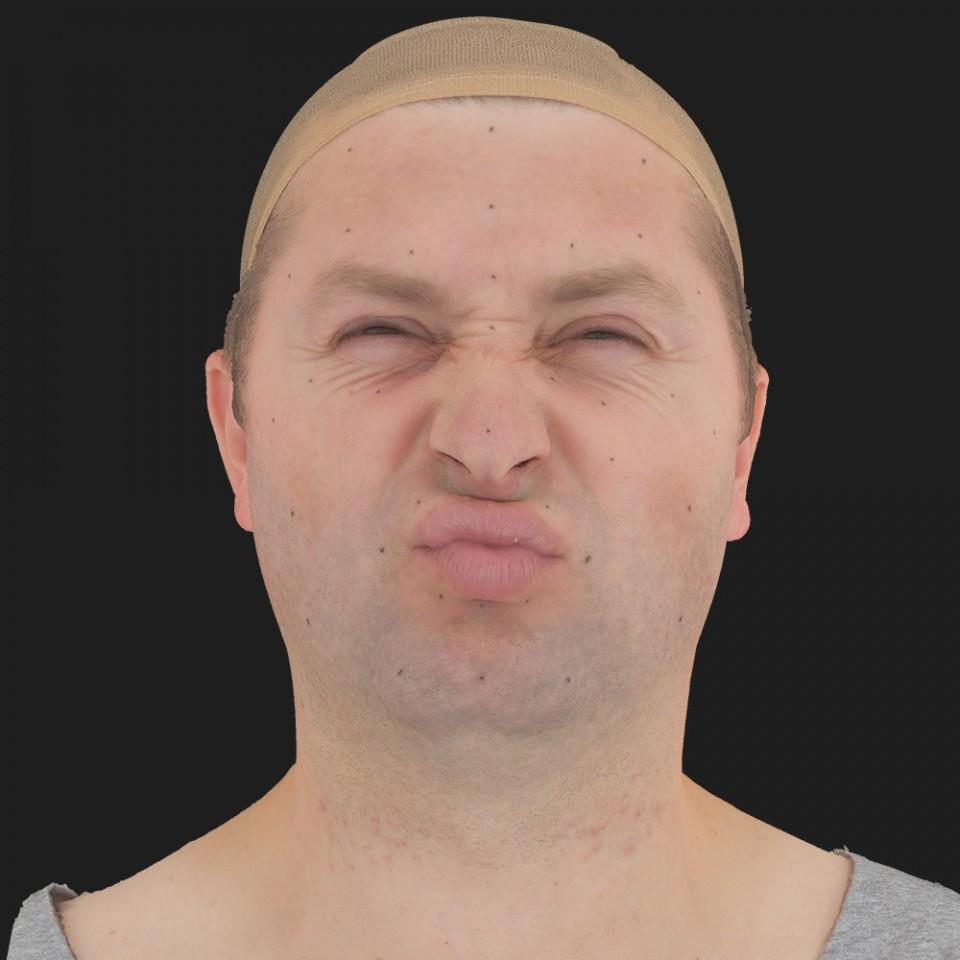 Kevin Barnett 06 Face Compression