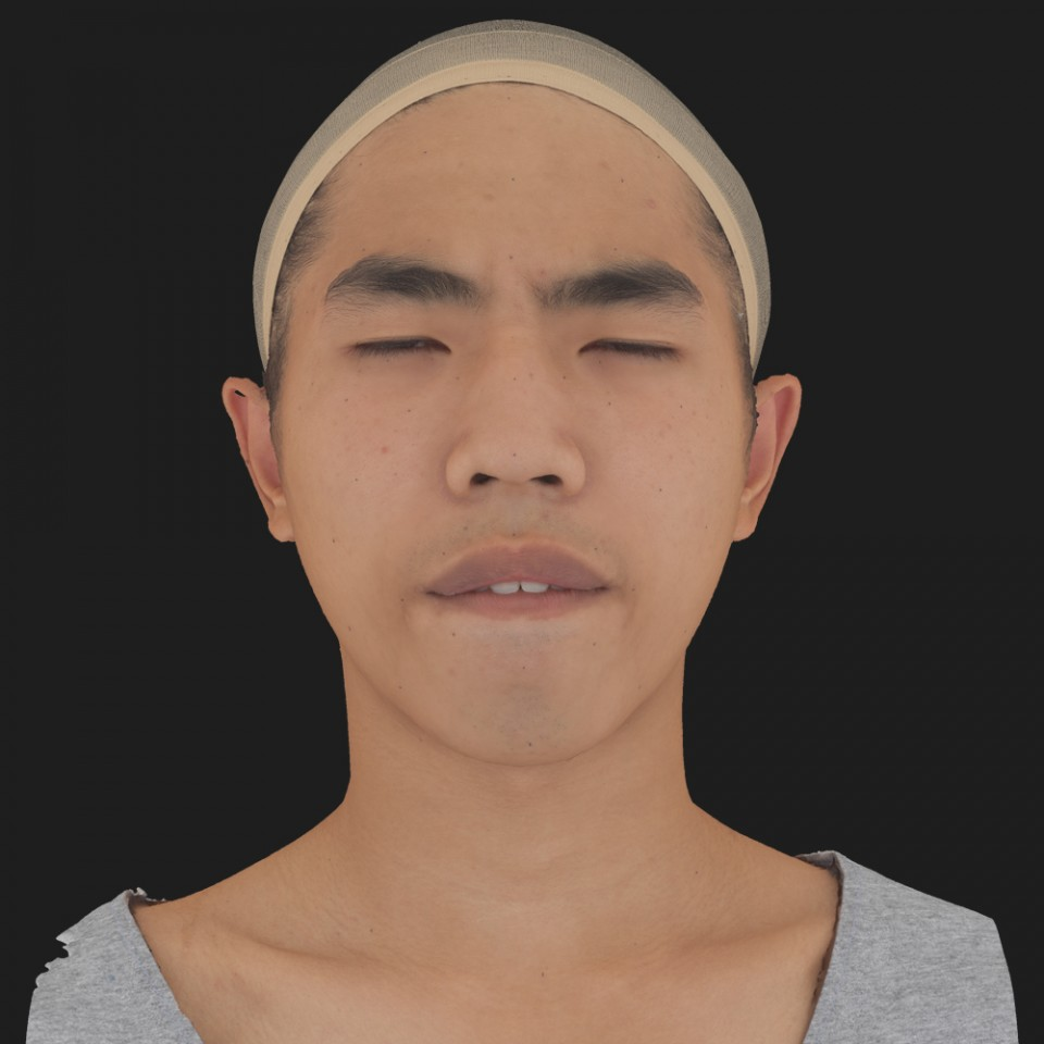 Kevin Park 15 Phoneme Hard FV-Eye Squint