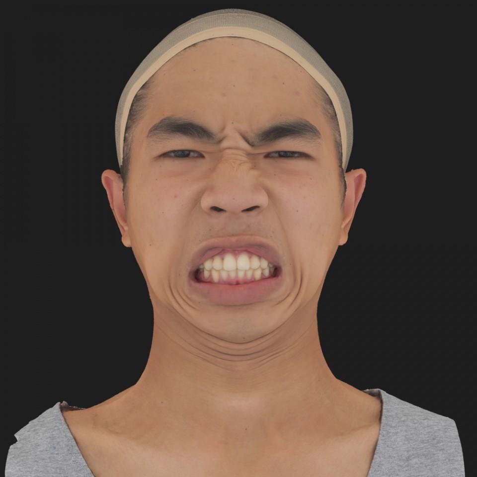 Kevin Park 20 Rage