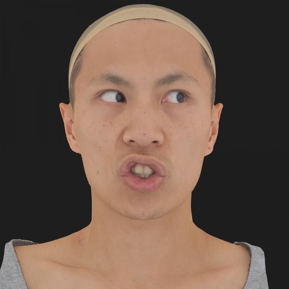 Kian Matsuda 10 Look Left-Phoneme CH