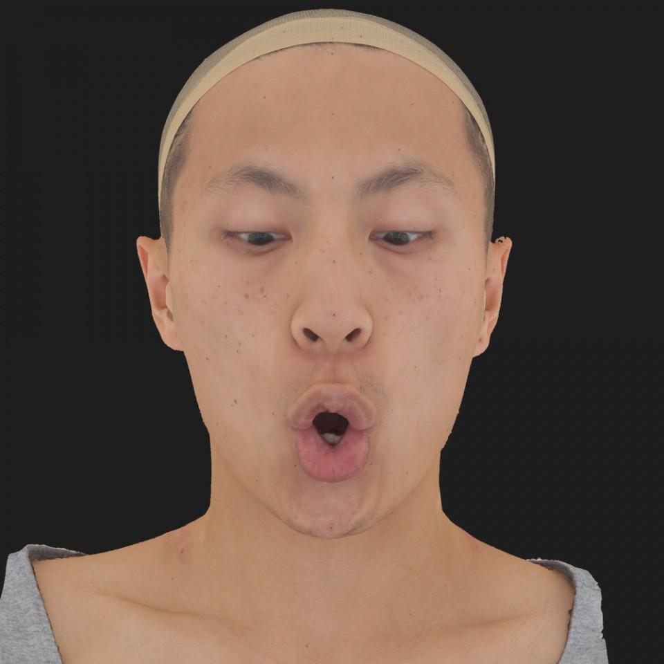 Kian Matsuda 13 Phoneme OH-Look Down