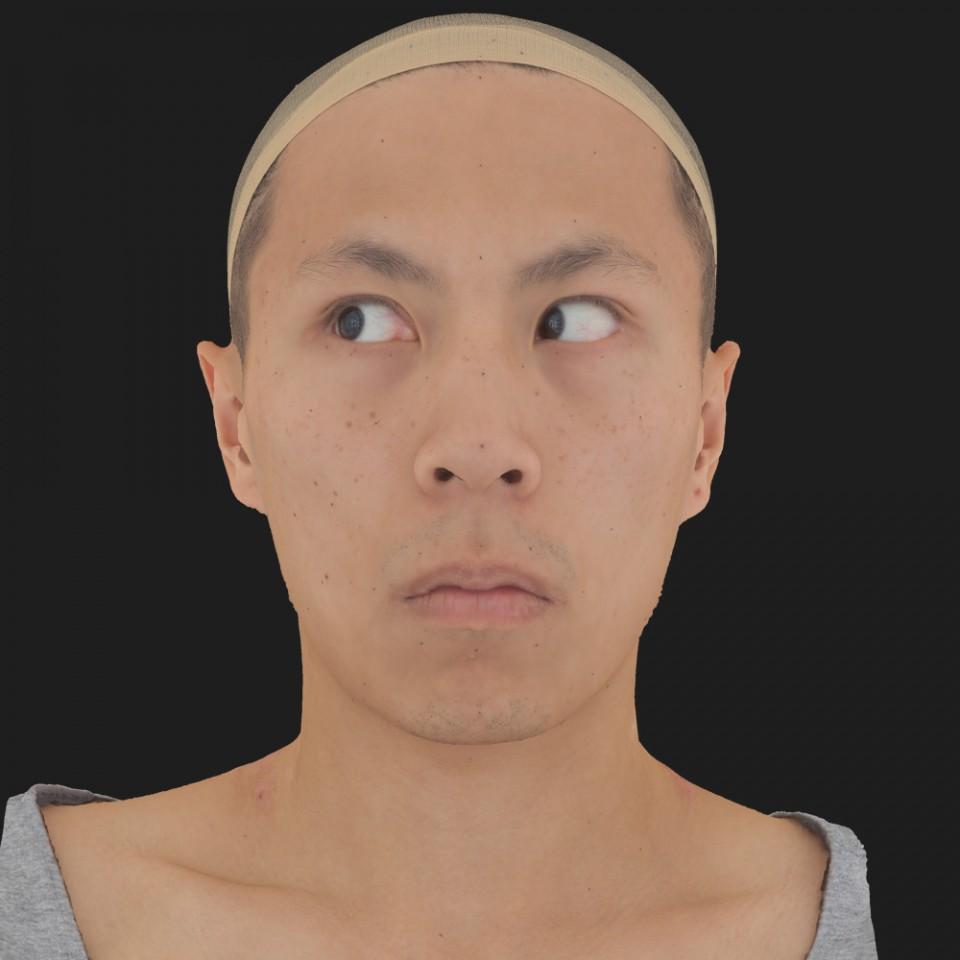 Kian Matsuda 14 Chew Look Right