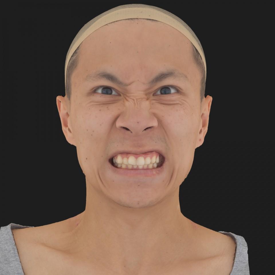 Kian Matsuda 20 Rage