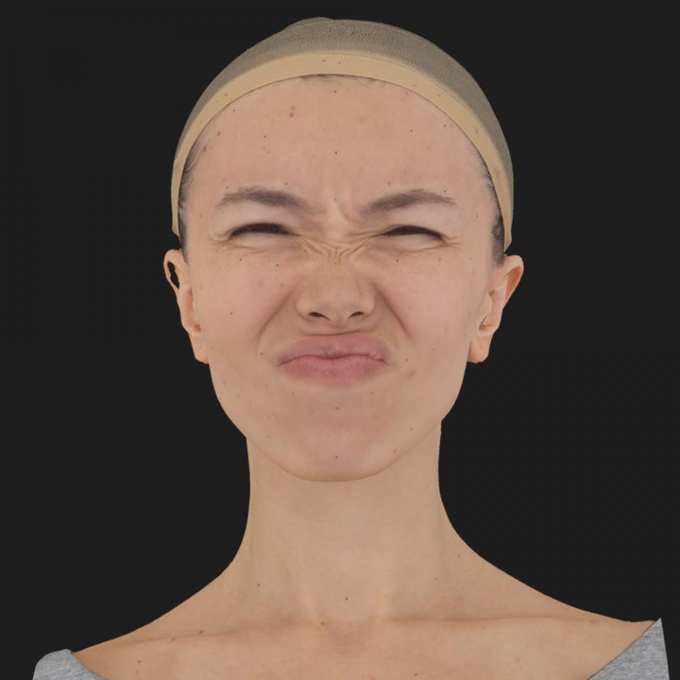 Kim Lee 06 Face Compression