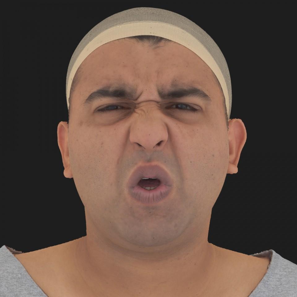 Kris Shankar 19 Disgust
