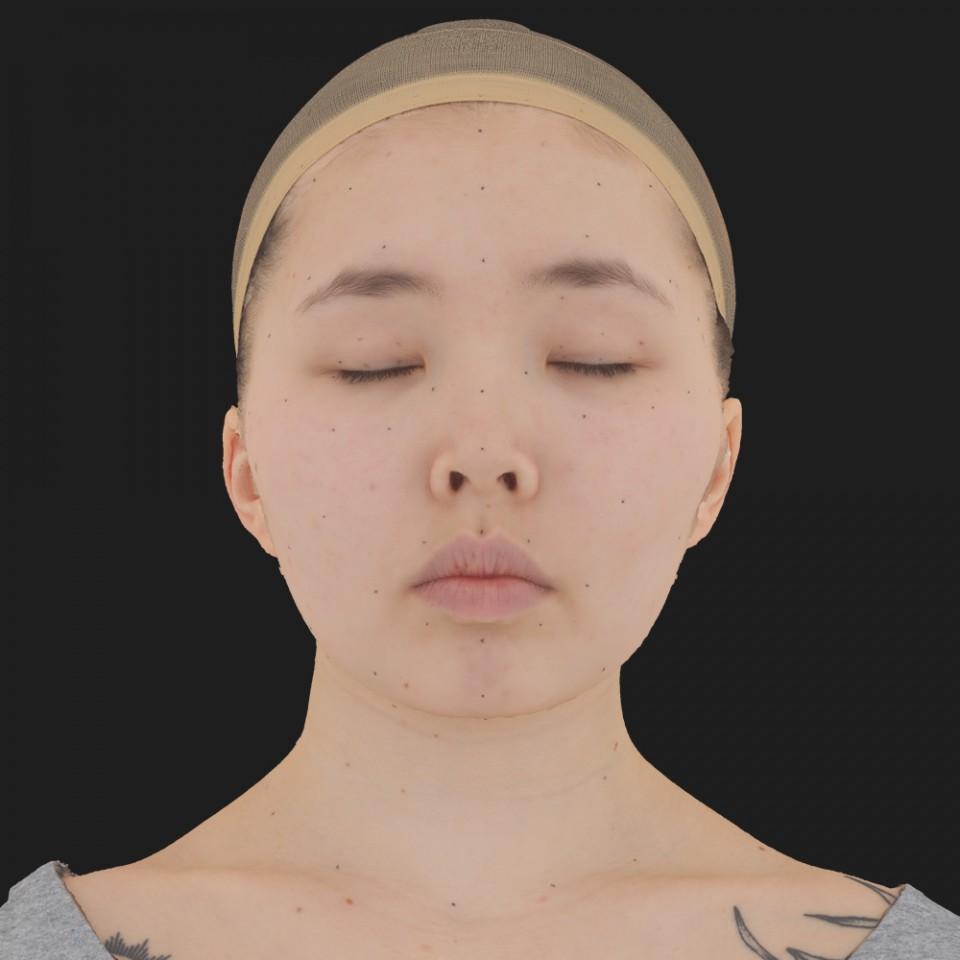 Kristen Kish 02 Neutral-Eyes Closed