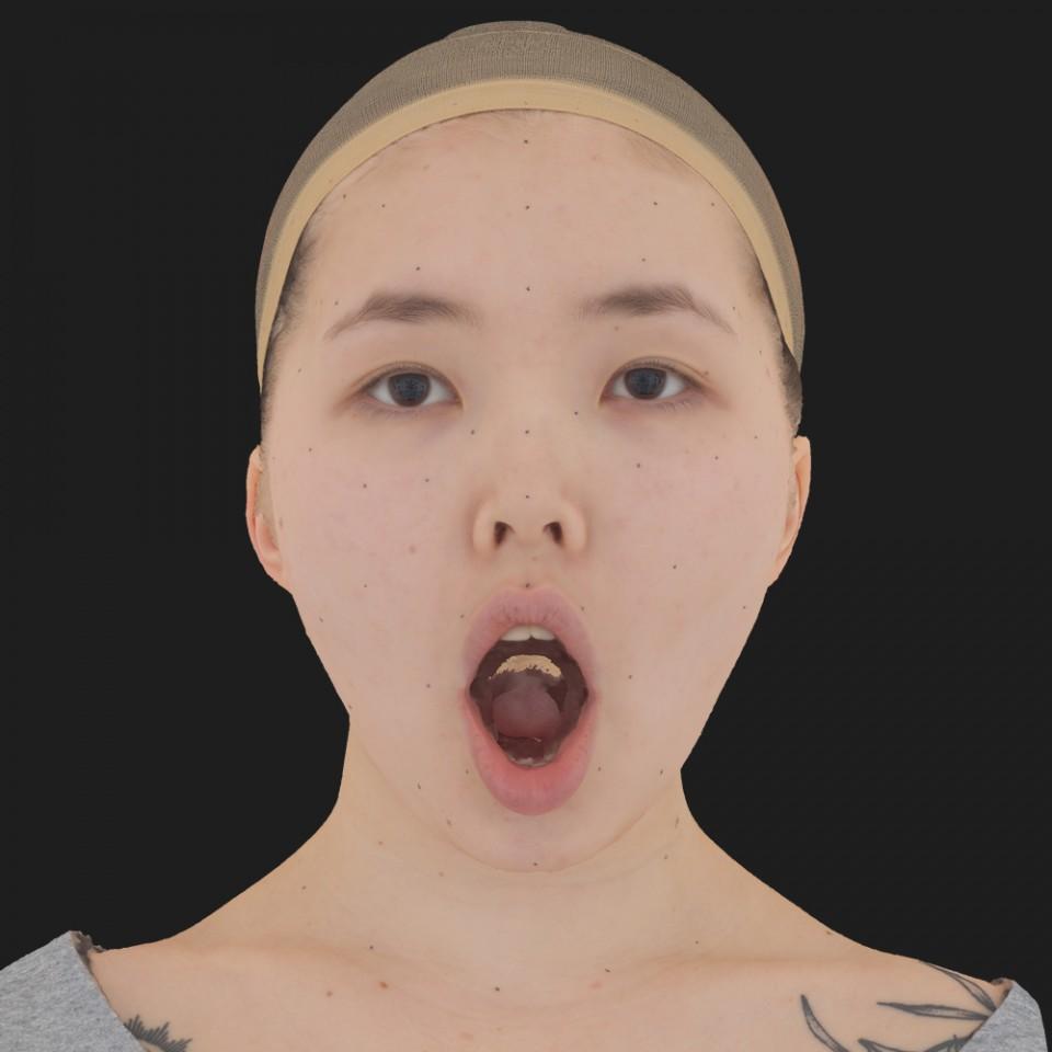 Kristen Kish 05 Jaw Open