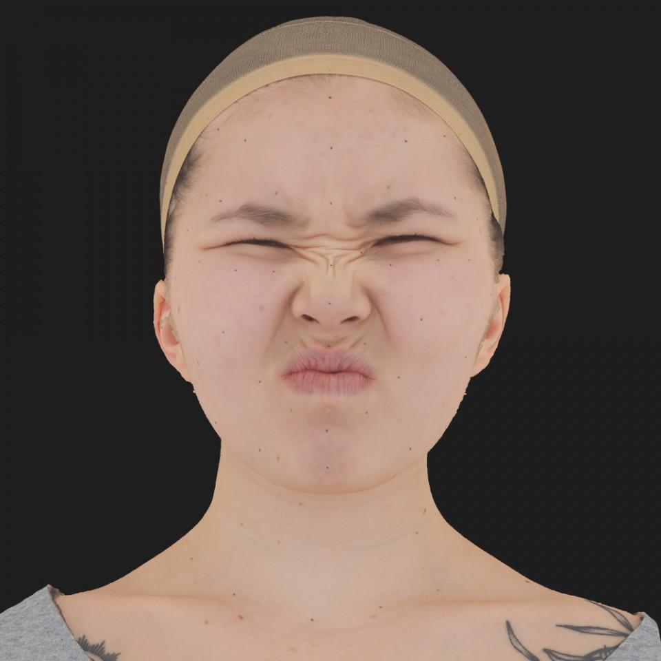 Kristen Kish 06 Face Compression