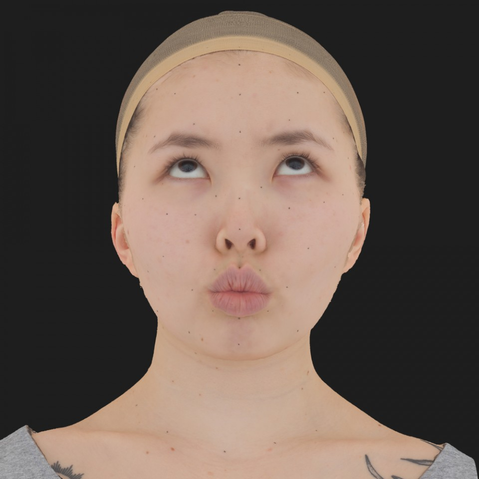 Kristen Kish 12 Pucker-Look Up