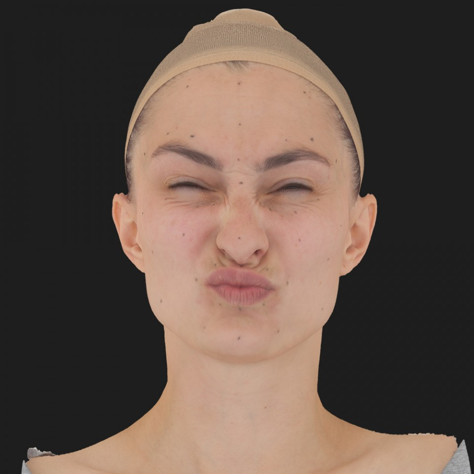 Kristina Bryan 06 Face Compression
