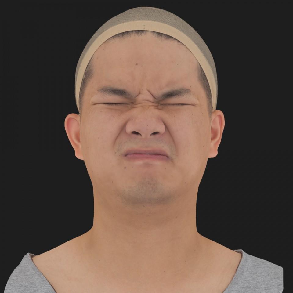 Lance Osama 06 Face Compression