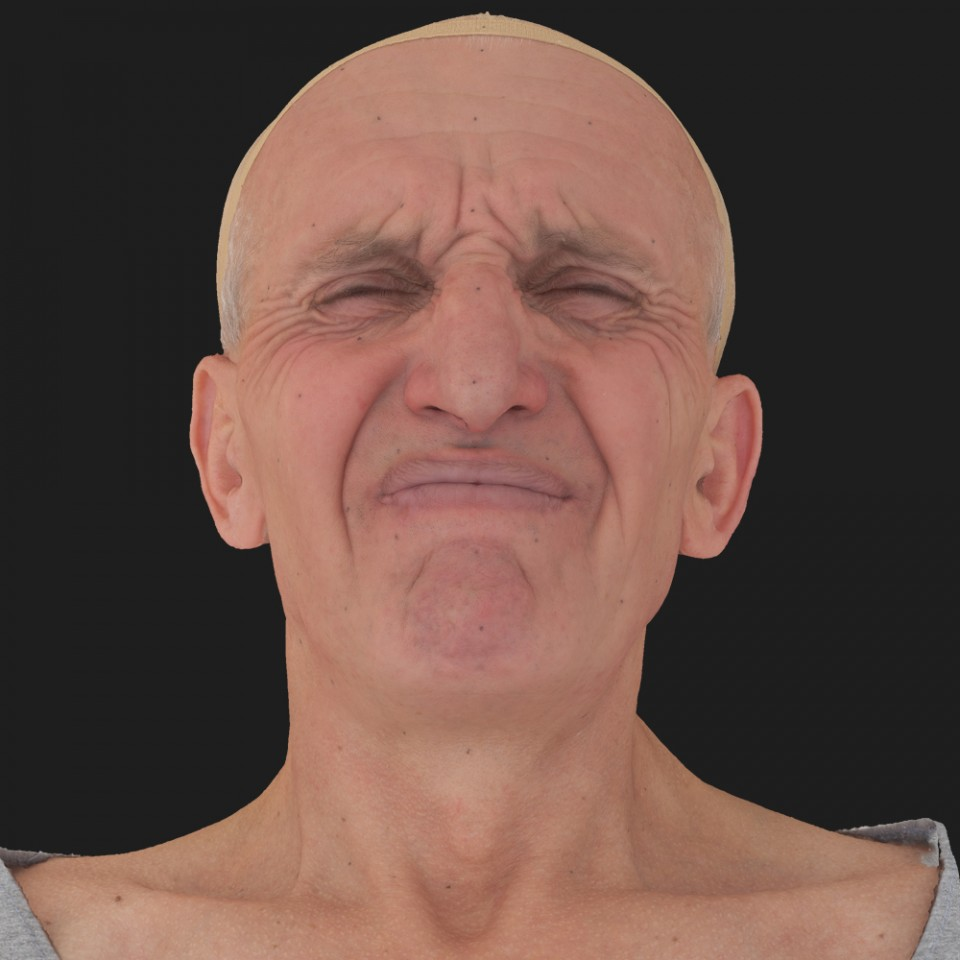 Larry Forrent 06 Face Compression