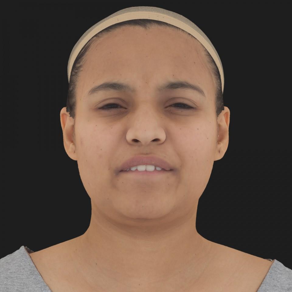 Latika Dhawan 15 Phoneme Hard FV-Eye Squint