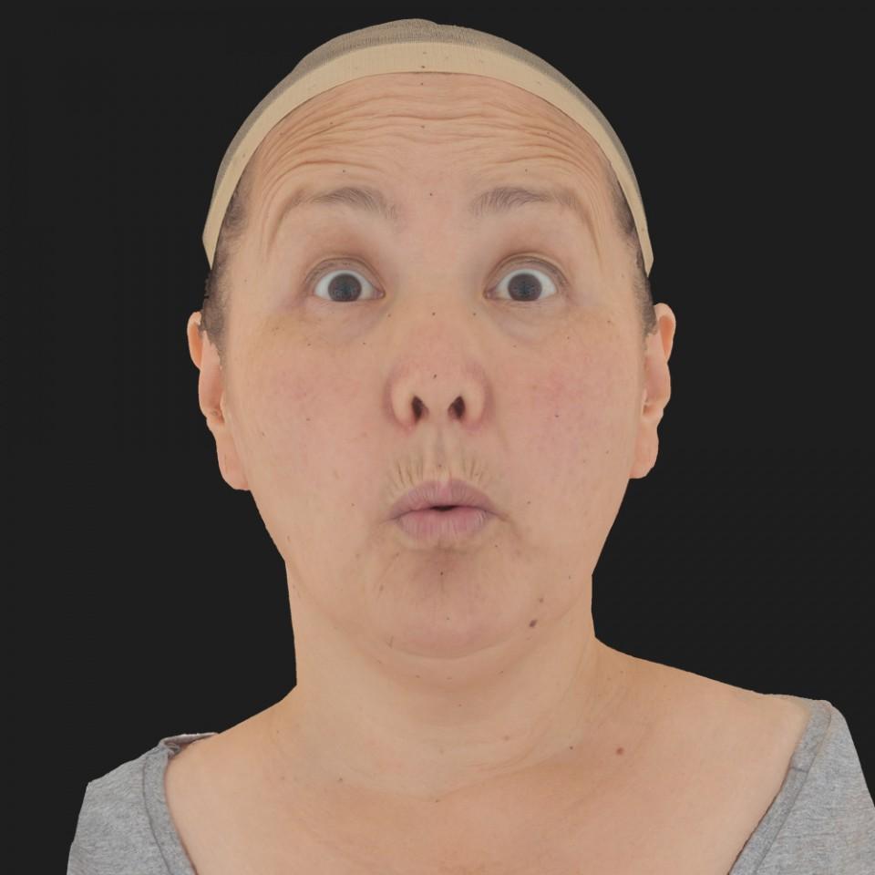 Laura Nan 11 Phoneme OO-Brow Raise Eyes Open Wide