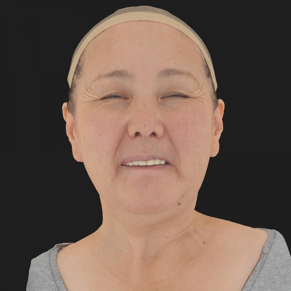 Laura Nan 15 Phoneme Hard FV-Eye Squint