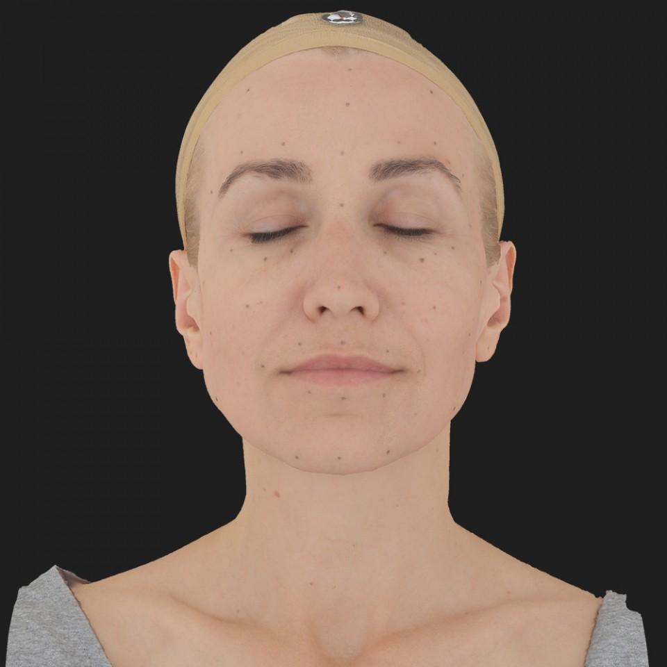 Lauren Bradley 02 Neutral-Eyes Closed