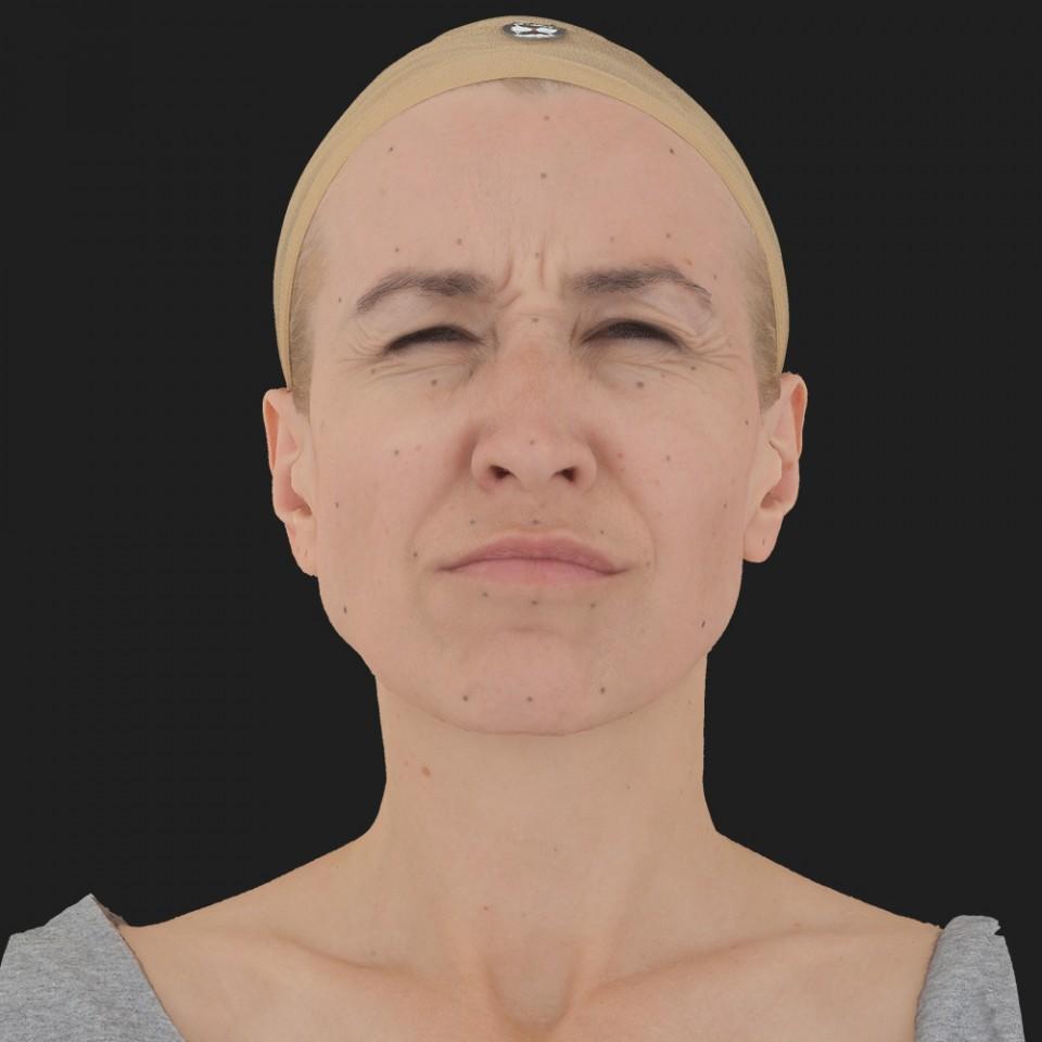 Lauren Bradley 06 Face Compression
