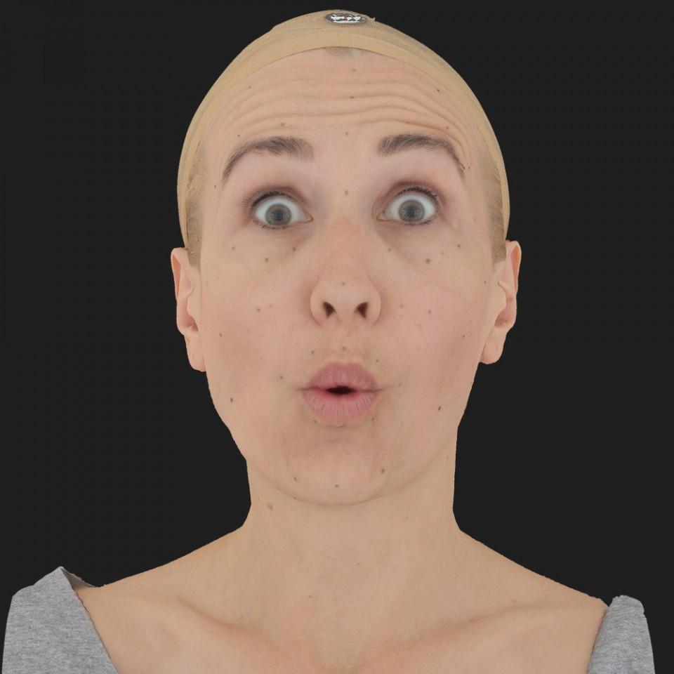 Lauren Bradley 11 Phoneme OO-Brow Raise Eyes Open Wide
