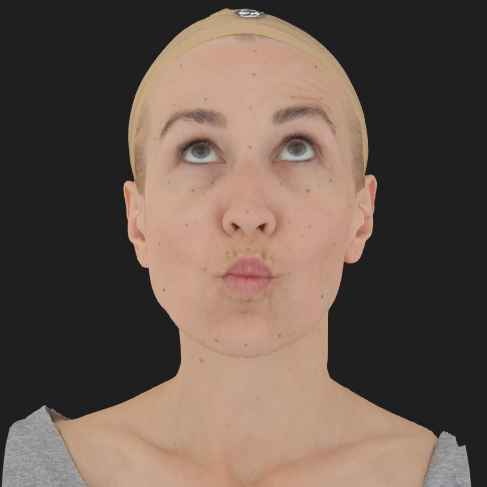 Lauren Bradley 12 Pucker-Look Up