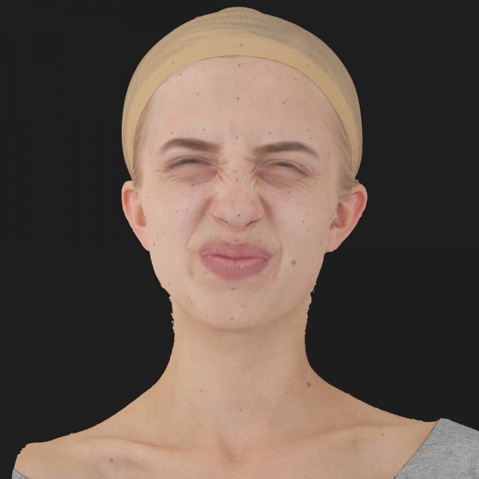 Lena Henry 06 Face Compression