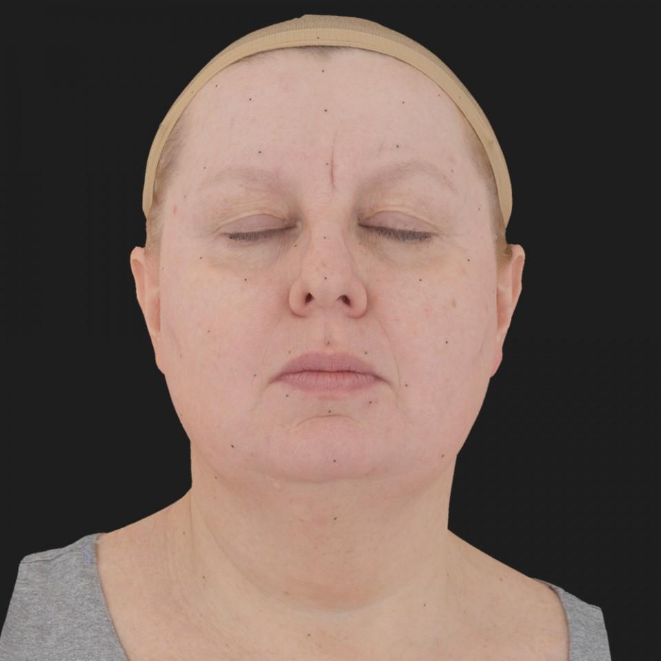 Lesley Corlett 02 Neutral-Eyes Closed