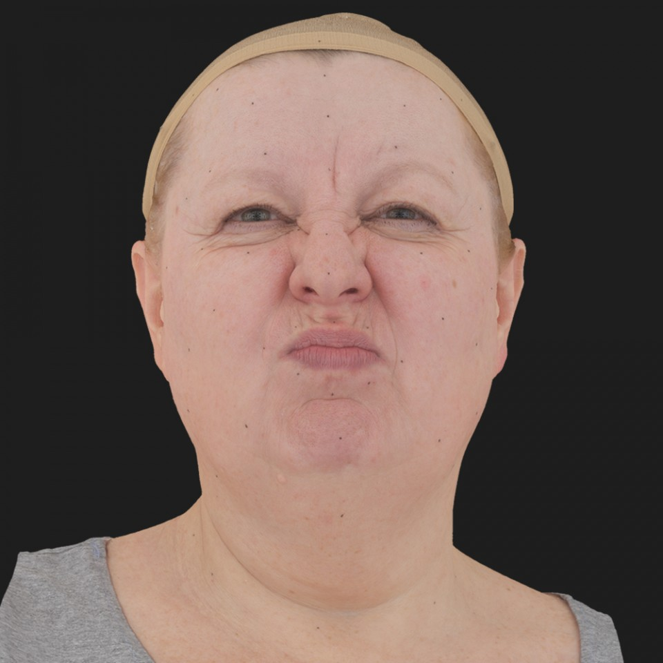 Lesley Corlett 06 Face Compression
