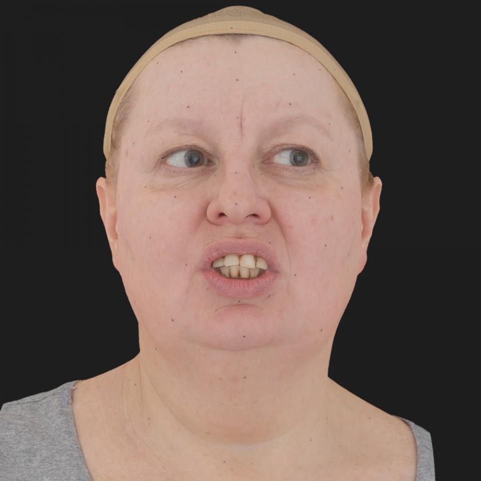 Lesley Corlett 10 Look Left-Phoneme CH