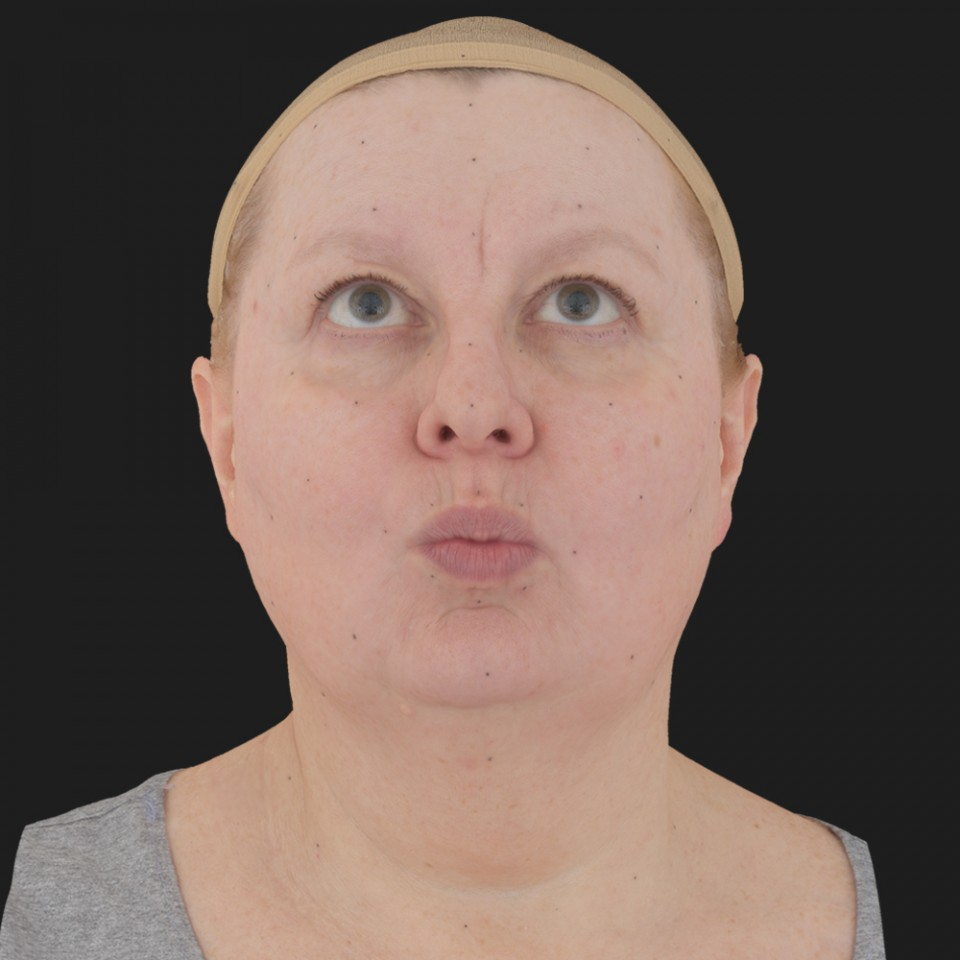 Lesley Corlett 12 Pucker-Look Up