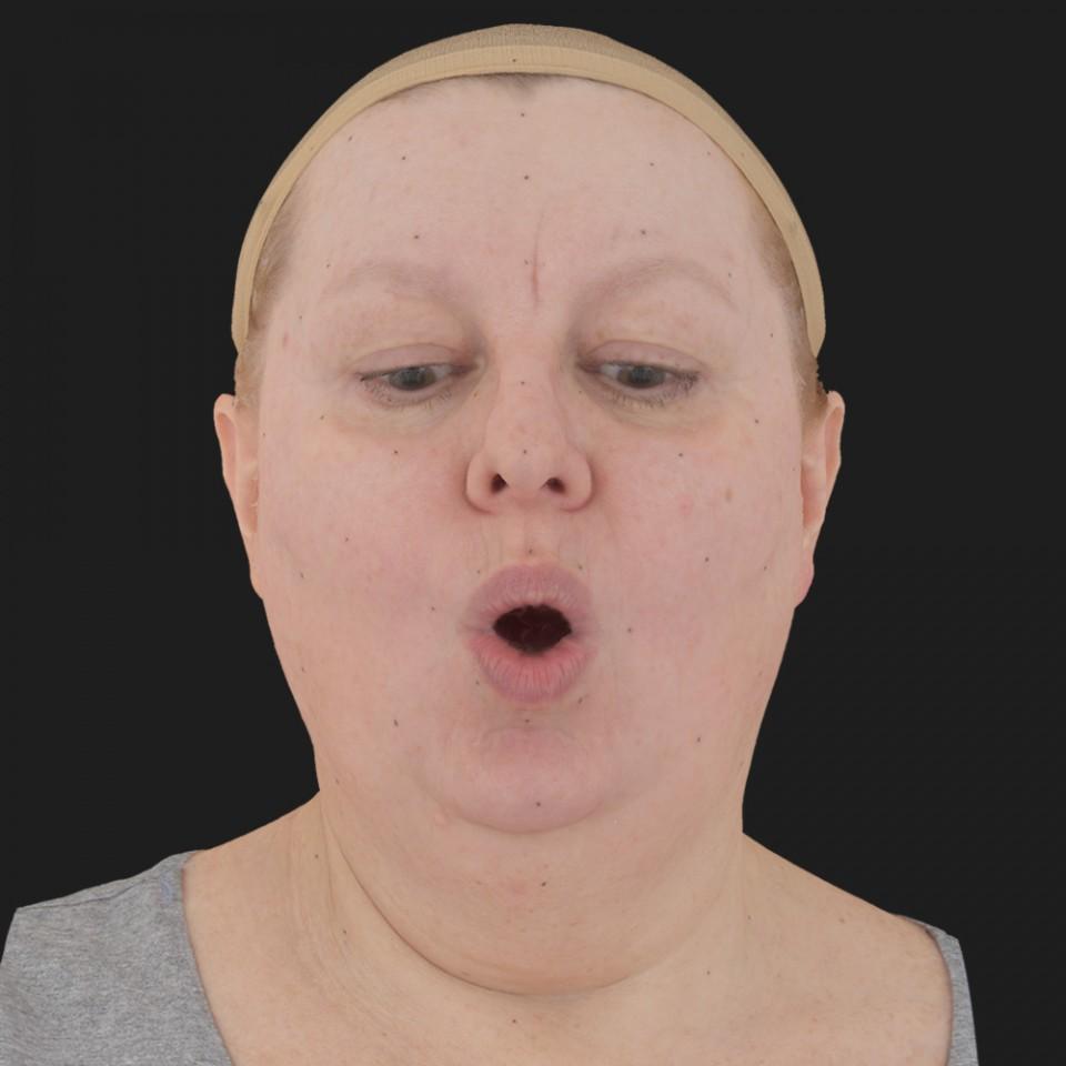 Lesley Corlett 13 Phoneme OH-Look Down