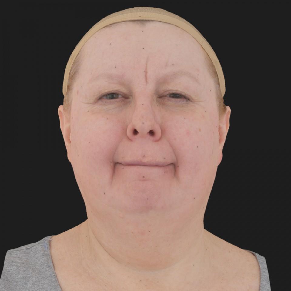 Lesley Corlett 15 Phoneme Hard FV-Eye Squint